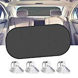 Offer for IC ICLOVER Car Sun Shade, UV Protection Folding Auto Rear Window Sunshade, 39
