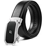 Offer for BOSTANTEN Belts for Men Ratchet Belt with Automatic Buckle