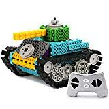 Offer for PACKGOUT STEM Toys Gifts for Boy Teen Remote Control Building Kits for Boy Girl Teen Gift 5/6/7 Year Old Boy Gifts Build Own Gift