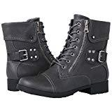 Offer for GLOBALWIN Women's 1822 Grey Fashion Boots 6M