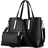 Offer for YNIQUE Satchel Purses and Handbags for Women Shoulder Tote Bags Wallets