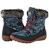Offer for GLOBALWIN Women's Blue Winter Snow Boots 7M US