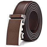 Offer for Men's Belt, Xgeek Ratchet Belt of Genuine Leather 1 3/8 Belt for Men (black11, Waist:36-43)