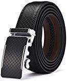 Offer for Men's Belt, Xgeek Ratchet Belt of Genuine Leather 1 3/8 Belt for Men (black16, Waist:36-43)