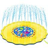 Offer for ELECTRAPICK Splash Pad & Sprinkle Play Mat, Upgraded 68