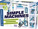 Offer for Thames & Kosmos Simple Machines Science Experiment & Model Building Kit, Introduction to Mechanical Physics, Build 26 Models to Investigate The 6 Classic Simple Machines