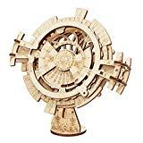 Offer for RoWood Mechanical Gear 3D Wooden Puzzle Craft Toy, Gift for Adults & Kids, Age 14+, DIY Model Building Kits - Perpetual Calendar