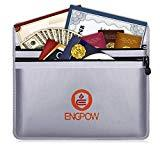 Offer for ENGPOW Fireproof Document Bags 15