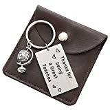 Offer for 2019 Graduation Gifts for Son - Class of 2019 Motivational Graduation Keychain