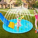 Offer for SOOPOTAY Baby Splash Pad for Kids Toddlers 68