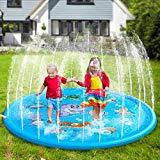 Offer for Flow.month Sprinkler Pad and Splash Play Mat 68