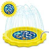 Offer for KidPal -Sprinkle and -Splash -Pad for Toddlers 63