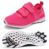 Offer for CIOR Toddler Water Shoes Swim Shoes Boy and Girl Aqua Shoes Kids Sport Sneakers Light Weight Walking Shoes