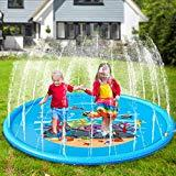 Offer for Flow.month New Sprinkler Pad and Splash Play Mat 68