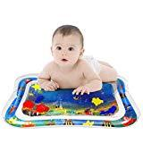 Offer for Yeslike Inflatable Baby Water Mat, Toddlers is The Perfect Fun time Play Activity Center Your Baby's Stimulation Growth