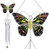 Offer for Butterfly wind chimes, Wind chimes unique outdoor, Gifts for women, Gifts for mom, Gifts for grandma, Memorial wind chimes, Birthday gifts for women, Christmas decorations, Garden decor, Yard decor