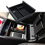 Offer for JKCOVER Center Console Organizer Tray Compatible with Toyota 4Runner 2010-2020 4Runner Accessories,Insert Armrest Box Secondary Storage ABS Black Materials