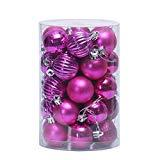 Offer for TOPIA STAR 34ct Christmas Ball Ornaments 1.57