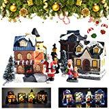 Offer for 2020 Light Miniature Furniture House VEZARON Resin Room Decorative Creative Christmas Toy Gifts 10 Pcs for Indoor Outdoor Decor