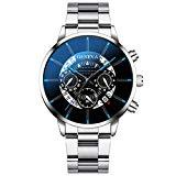 Offer for Men's Luxury Watches Quartz Watches Business Watch Classic Business Wristwatch (F)
