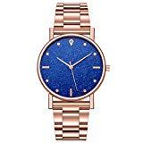 Offer for BOLUOYI Watches for Women Sale 2020 Luxury Watches Quartz Watch Stainless Steel Dial Casual Bracele Watch (#07)