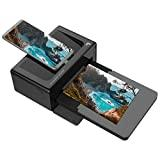 Offer for Sharper Image Dock & Bluetooth Portable 4x6� Instant Photo Printer | Premium Quality 4Pass Full Color Prints, Compatible w/iOS & Android Devices, Includes Lightning Port Adapter and APP